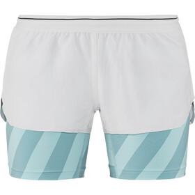 adidas TERREX Agravic Pantalones cortos running Mujer, grey one